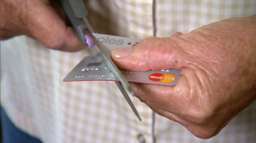 Ann said she was ready to cut up her Coles Mastercard.
