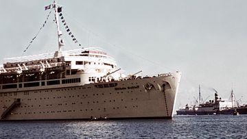 World War II disaster six times bigger than Titanic sinking