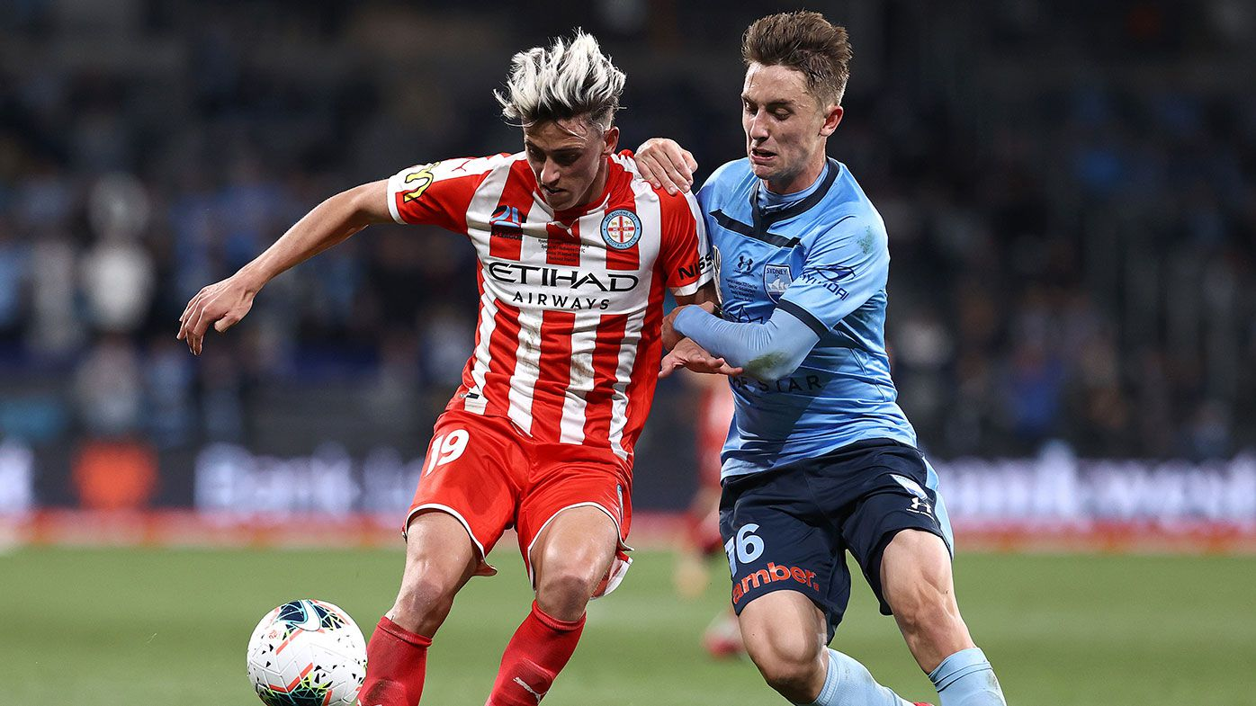 A-League schedule in doubt amid Sydney's COVID-19 cluster