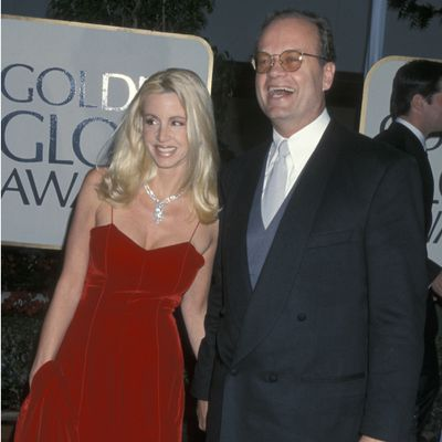 Kelsey and Camille Grammer