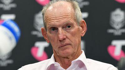 Brisbane Broncos decide Wayne Bennett's future