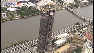 VIDEO: First look inside the Queensland Government's new 'Tower of Power'