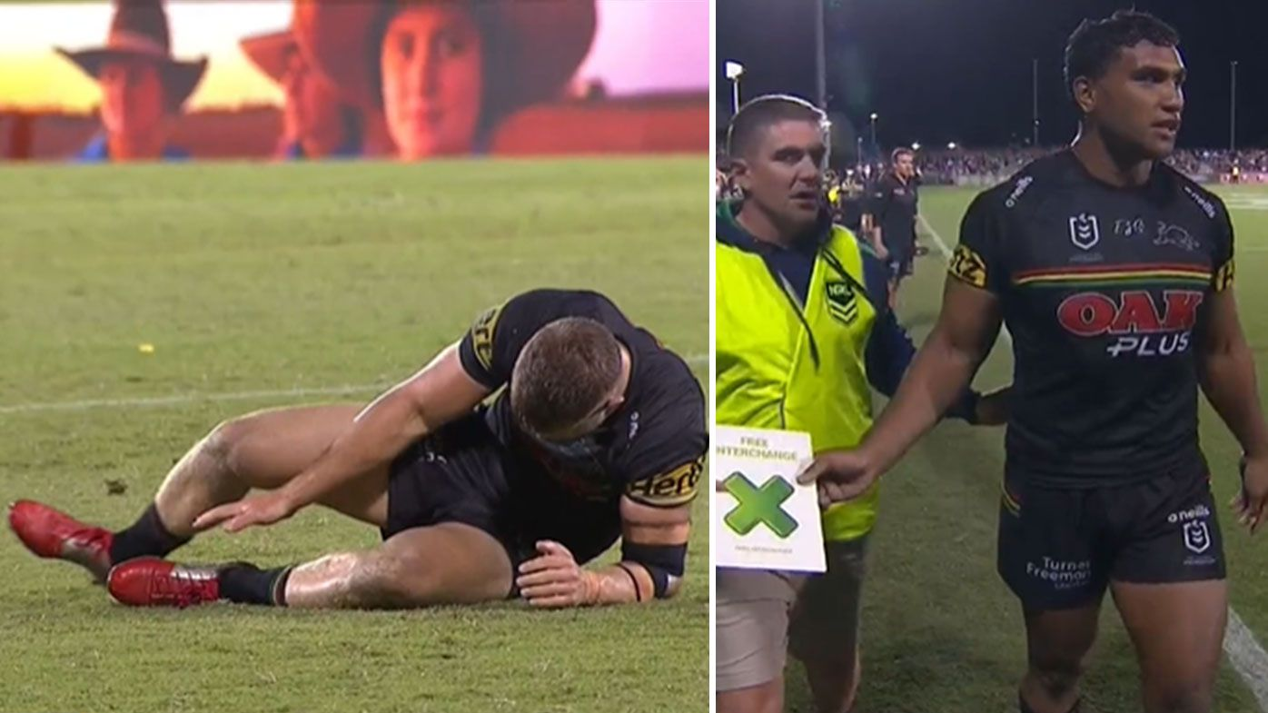 Brad Fittler, Peter Sterling take aim at stoppages as questions raised over 'trainer power'