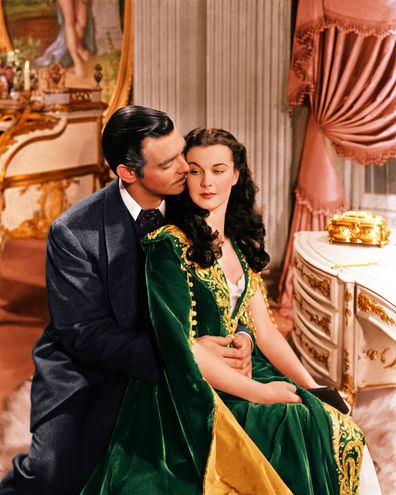Clark Gable, Vivien Leigh, Gone With the Wind