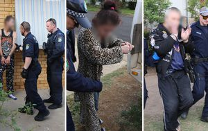 Five charged after NSW Police raids on alleged Tamworth 'Ice Castle' drugs operation