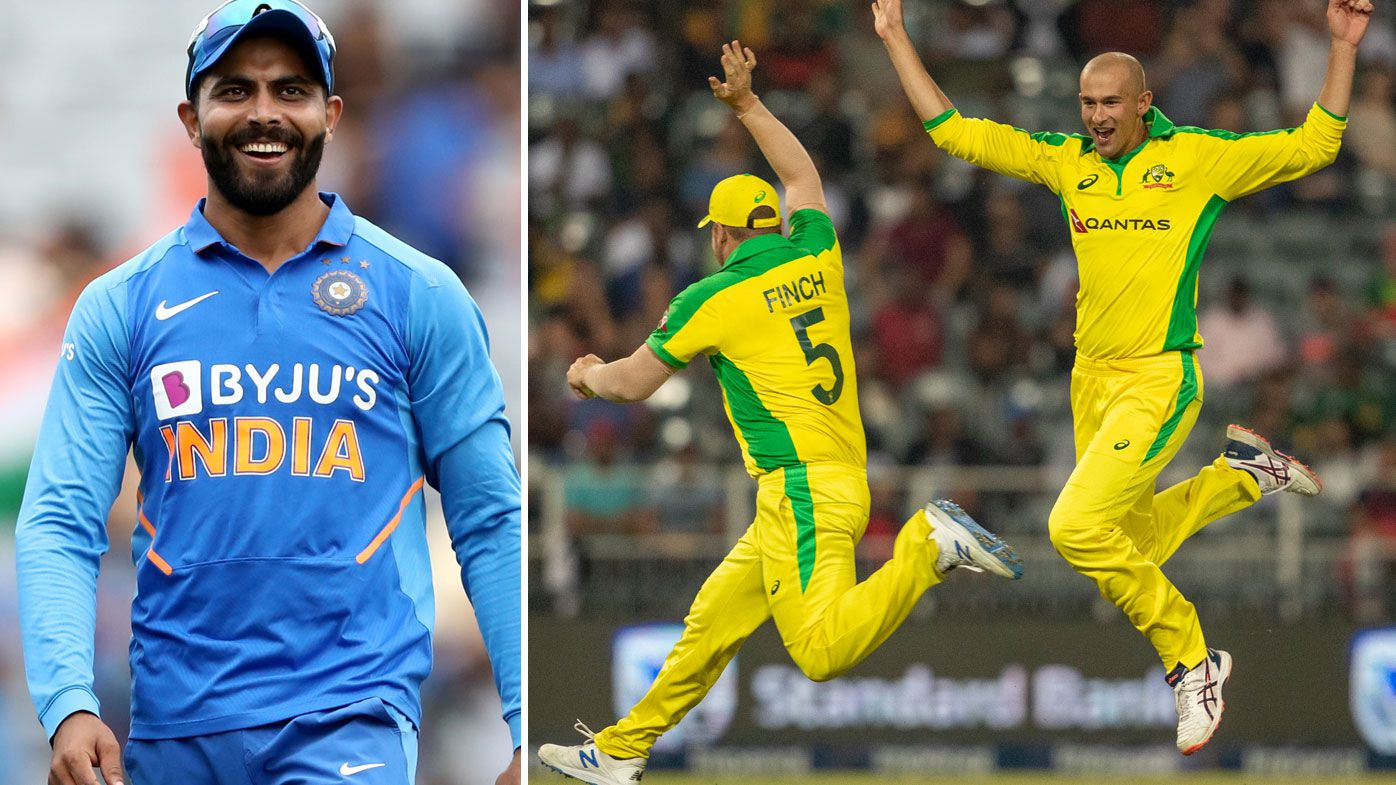 Ravindra Jadeja chat inspires Ashton Agar's T20 hat-trick