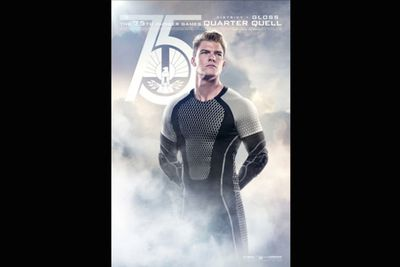 Wow. Not only is <i>The Hunger Games</i> star Alan Ritchson a male model, but he also played a superhero in <i>Smallville</i>!