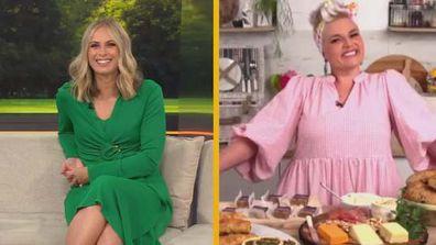 Today Extra's Sylvia Jeffreys and Jane de Graaff trade picnic tips