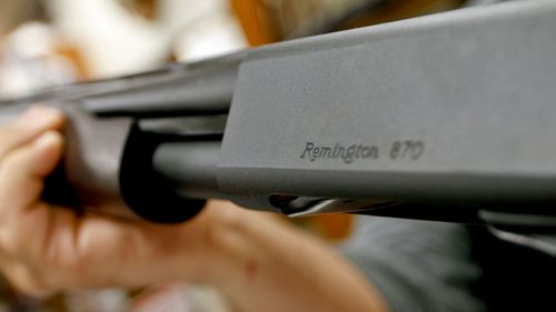 Remington has been making firearms since the frontier days of the American West in the early 1800s. (AP)./