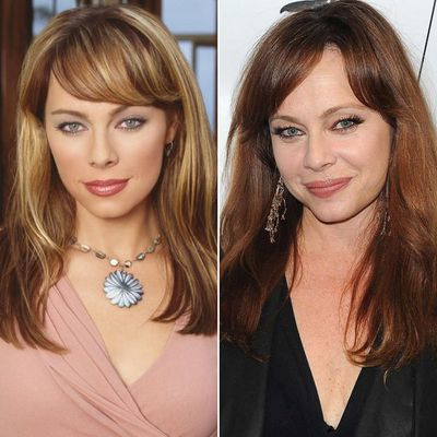 Melinda Clarke as Julie Cooper