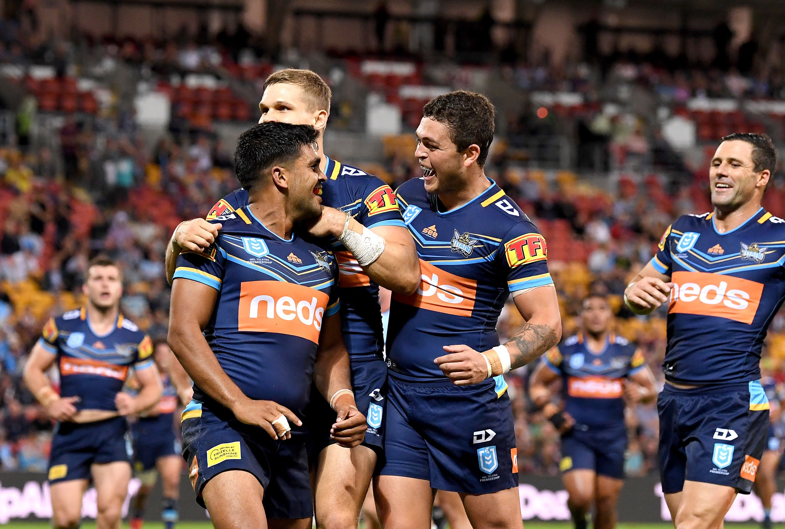 Unwanted Titans utility Tyrone Peachey reportedly lands a new NRL home