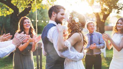 Mum-to-be furious over husband's behaviour at wedding