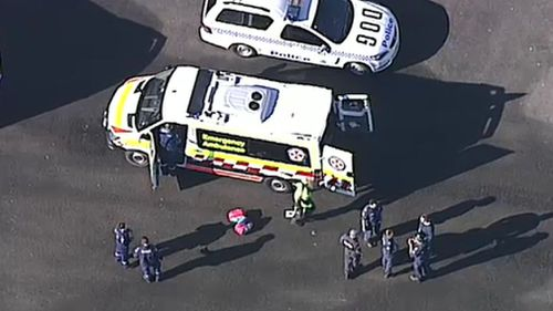 A rock fisherman has died after being hauled from the water in Sydney's south.