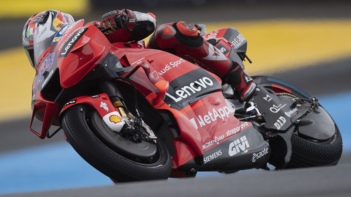 Australia's Jack Miller wins French MotoGP, his second victory of season for Ducati