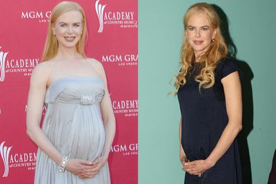 Seriously stunning celeb mums-to-be!