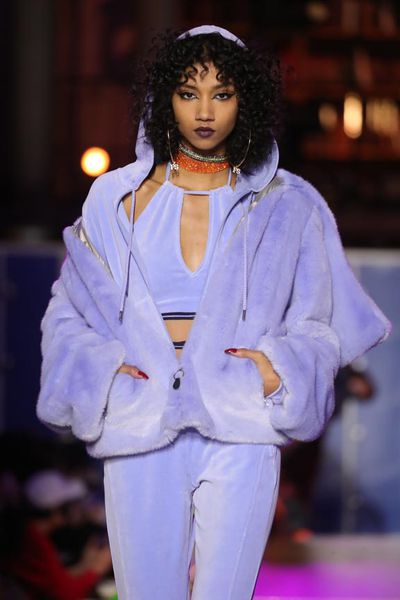 Fenty x Puma, autumn/winter '17, Paris Fashion Week