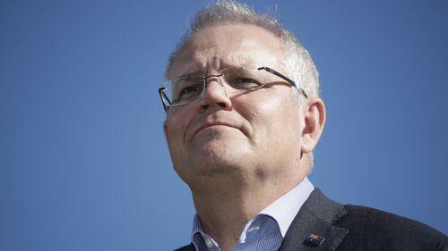 Prime Minister Scott Morrison