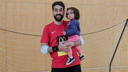 Atta Elayyan was New Zealand's national team futsal goalkeeper and a young father.