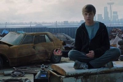 """Another year, another genre gets the 'found footage' treatment. In 2012, it's the superhero genre. <i>Chronicle</i> sees three high school friends gaining superpowers, only to soon find their lives spinning out of control as they embrace their darker sides.<br/><br/><b><a target=""""_blank"""" href=""""http://yourmovies.com.au/movie/43297/chronicle"""">*Vote for this movie on MovieBuzz</a></b>"""