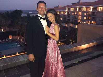 Tammin Sursok is set to play Turia Pitt with the help of husband Sean McEwen