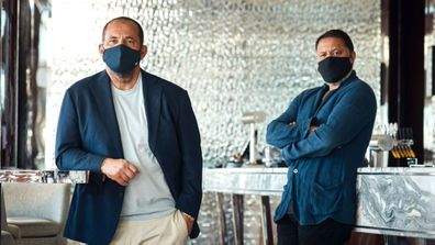 Guillaume Brahimi David Nobay 'Put a jab on the menu'