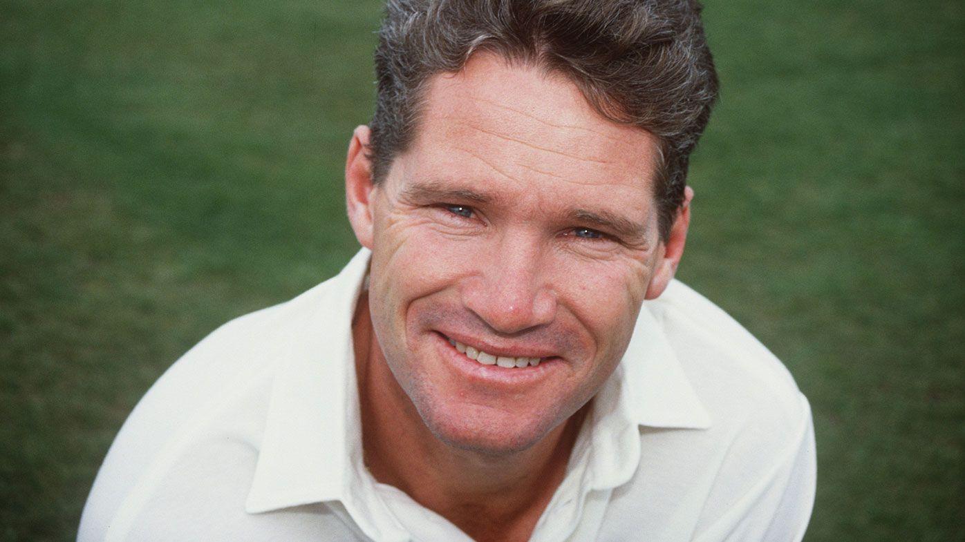 Dean Jones was a former captain of Derbyshire
