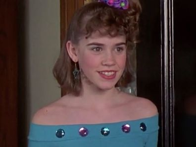 Christa Allen played the 13-year-old version of Jennifer Garner's character in Suddenly 30.