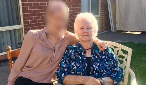 Bette Cohrs, 82, died in yesterday's shooting.