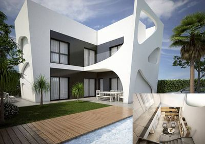 Four bed new build, Spain, $707,000