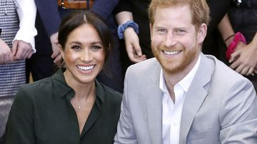 The Duke and Duchess of Sussex have visited Sussex
