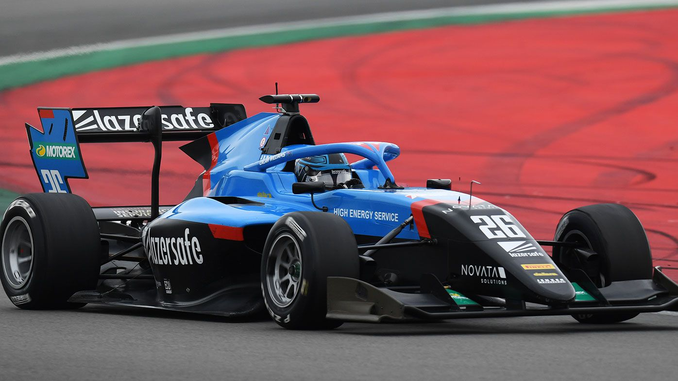 EXCLUSIVE: Australia's Calan Williams primed for F3 campaign as season gets underway in Spain