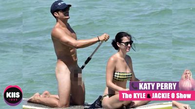 Katy Perry needed therapy after Orlando Bloom went paddleboarding naked: Listen!