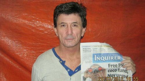 Philippine cop nabbed for 2011 kidnapping of Aussie man
