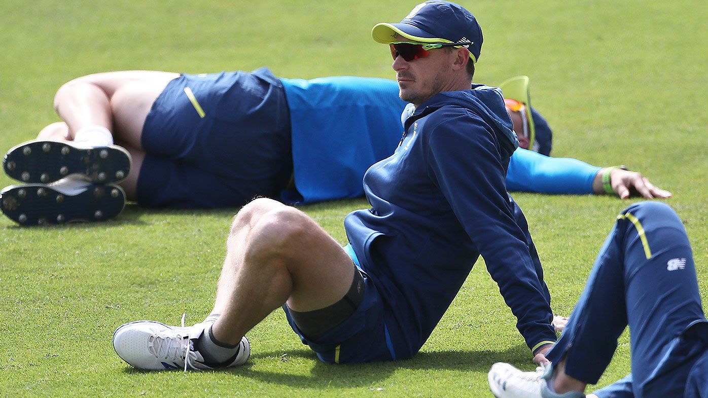 South African paceman Dale Steyn ruled out for the remainder of the World Cup