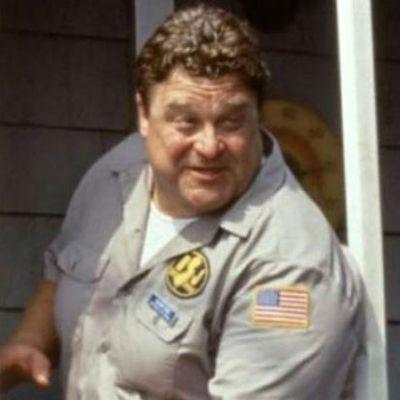 John Goodman as Bill Sanford: Then