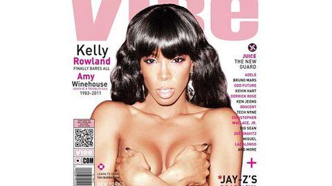 Kelly Rowland in Vibe