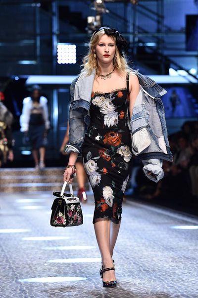 Destry Allyn Spielberg at Dolce &amp; Gabbana&nbsp;<em></em>