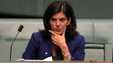 Former Liberal MP Julia Banks has taken aim at a toxic culture in Canberra.
