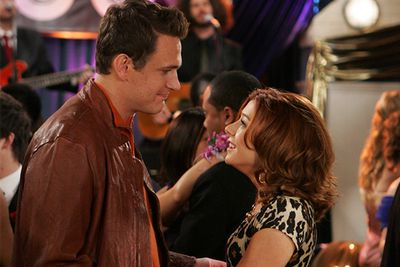 One of the most real couples on TV - they had their problems, but Marshall and Lily were completely in love for the show's entire nine seasons.