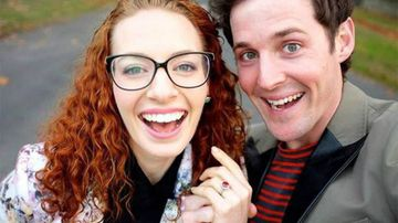 The Wiggles' Lachy Gillespie declares he loves Emma Watkins 'more than anything'
