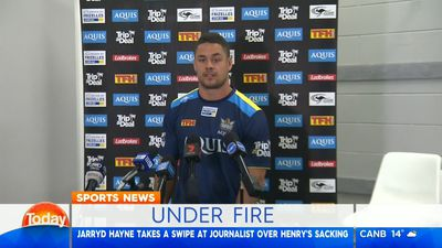 NRL news: Gold Coast fullback Jarryd Hayne linked to Cronulla Sharks, says The Mole