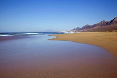 <strong>Playa de Cofete - Spain</strong>
