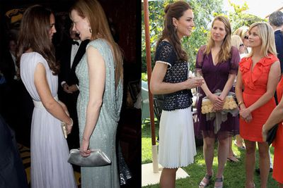Since losing weight for her wedding, Kate's been hounded for her dramatic weight loss, with gossip mags claiming she's gone too far.