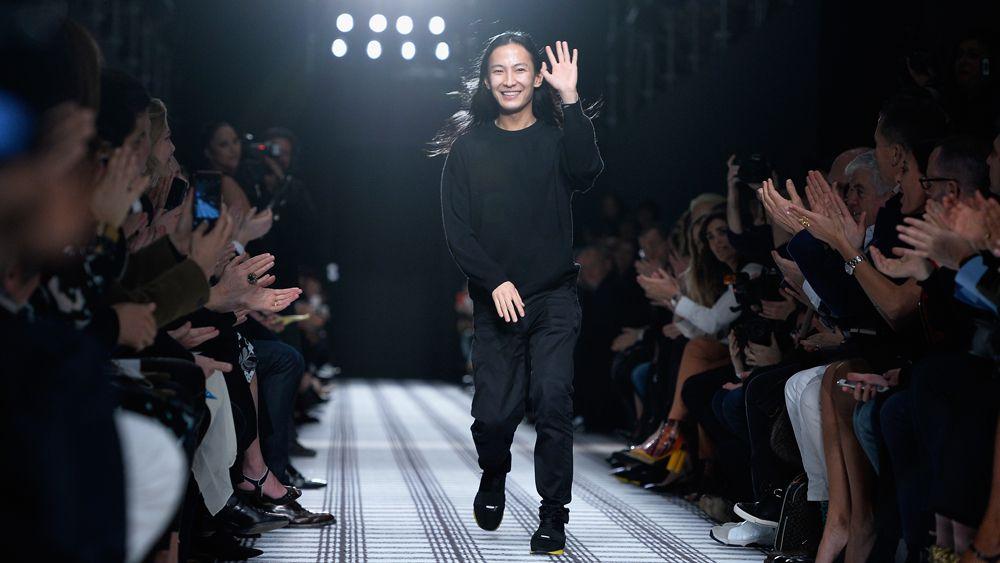 Could Alexander Wang take his final bow at Balenciaga?