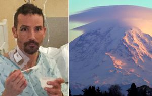 Hiker whose heart stopped after mountain rescue brought back to life