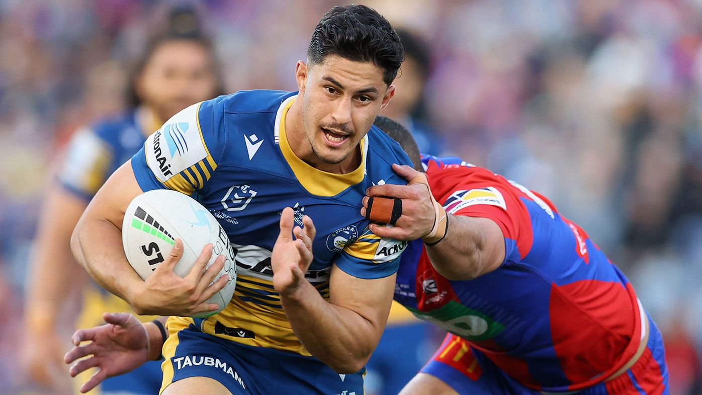 EXCLUSIVE: Peter Sterling on how Eels playmaker Dylan Brown can take the next step in his game