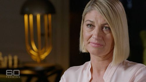 Brock told Tara Brown she was 'lucky' to have gotten out 'physically unscathed'. (60 Minutes)