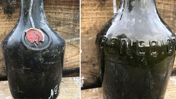 They recovered 600 bottles of De Haartman & Co. cognac and 300 bottles of Benedictine liqueur.