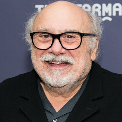 Danny DeVito as Mr. Wormwood: Now