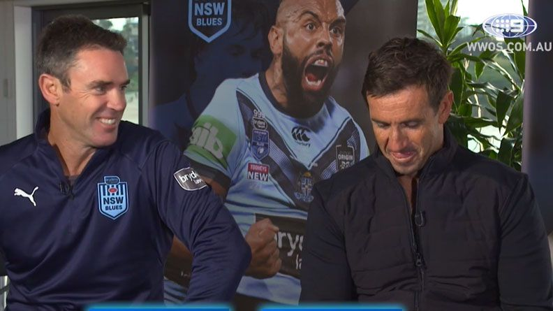 Brad Fittler and Andrew Johns clash over NRL Round 13 tips.